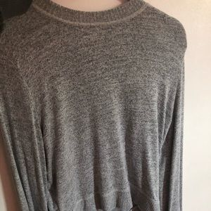 Abercrombie and Fitch cashmere sweater